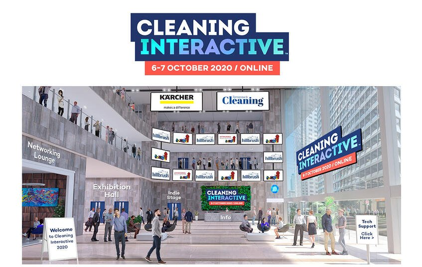 Cleaning Interactive Lobby