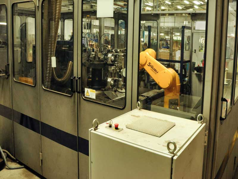 B8-Machine
