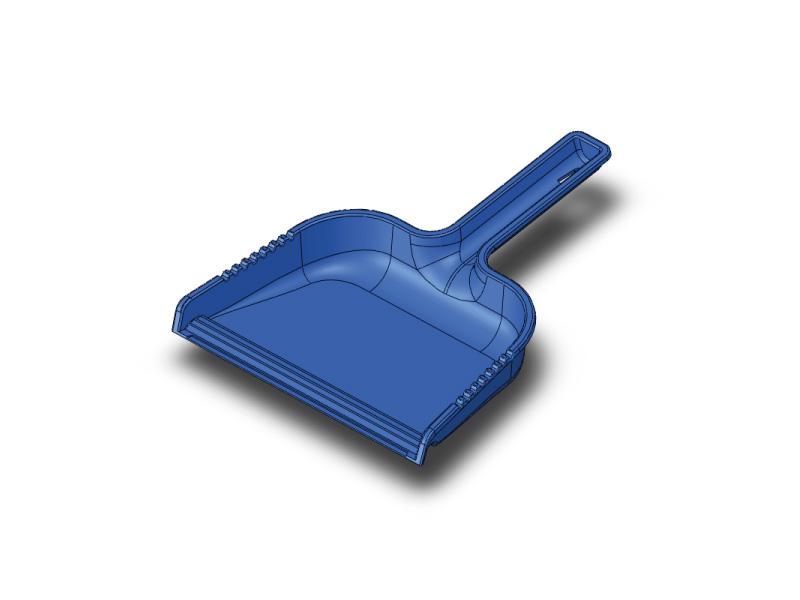 Dustpan-CAD